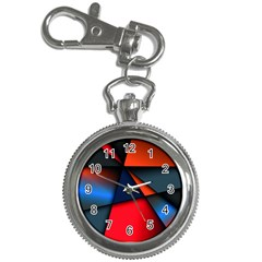 3d And Abstract Key Chain Watches