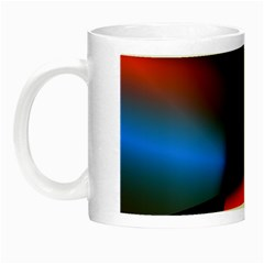 3d And Abstract Night Luminous Mugs