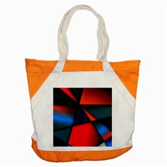 3d And Abstract Accent Tote Bag