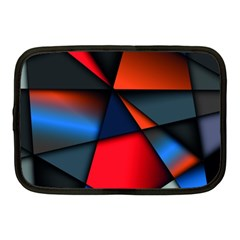 3d And Abstract Netbook Case (Medium)