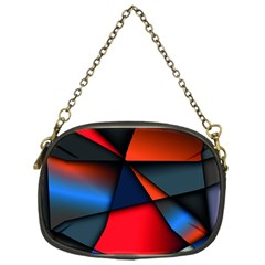 3d And Abstract Chain Purses (One Side)