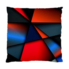 3d And Abstract Standard Cushion Case (Two Sides)