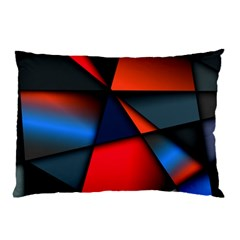 3d And Abstract Pillow Case (Two Sides)