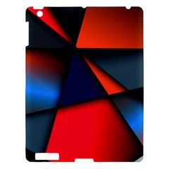 3d And Abstract Apple iPad 3/4 Hardshell Case