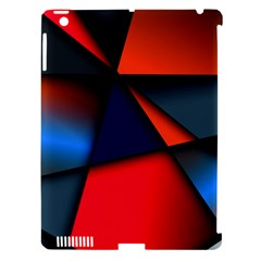 3d And Abstract Apple iPad 3/4 Hardshell Case (Compatible with Smart Cover)