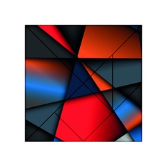 3d And Abstract Acrylic Tangram Puzzle (4  x 4 )