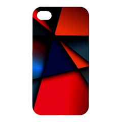 3d And Abstract Apple iPhone 4/4S Premium Hardshell Case