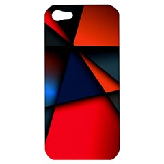 3d And Abstract Apple iPhone 5 Hardshell Case