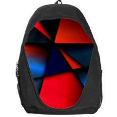 3d And Abstract Backpack Bag