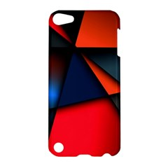 3d And Abstract Apple iPod Touch 5 Hardshell Case