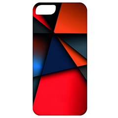 3d And Abstract Apple iPhone 5 Classic Hardshell Case