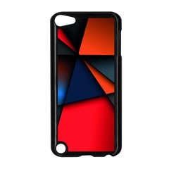 3d And Abstract Apple iPod Touch 5 Case (Black)