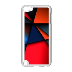 3d And Abstract Apple iPod Touch 5 Case (White)