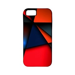 3d And Abstract Apple iPhone 5 Classic Hardshell Case (PC+Silicone)