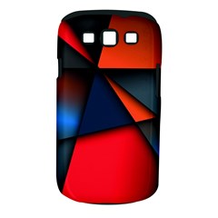 3d And Abstract Samsung Galaxy S III Classic Hardshell Case (PC+Silicone)