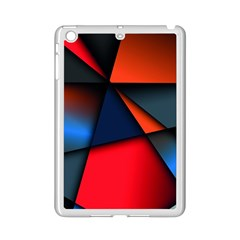 3d And Abstract iPad Mini 2 Enamel Coated Cases