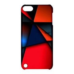 3d And Abstract Apple iPod Touch 5 Hardshell Case with Stand