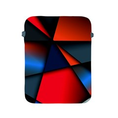 3d And Abstract Apple iPad 2/3/4 Protective Soft Cases