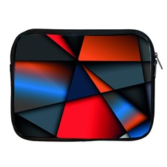 3d And Abstract Apple iPad 2/3/4 Zipper Cases