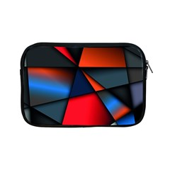 3d And Abstract Apple iPad Mini Zipper Cases