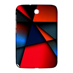 3d And Abstract Samsung Galaxy Note 8.0 N5100 Hardshell Case