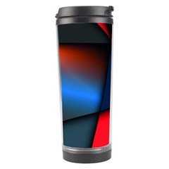 3d And Abstract Travel Tumbler