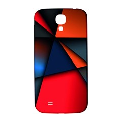 3d And Abstract Samsung Galaxy S4 I9500/I9505  Hardshell Back Case