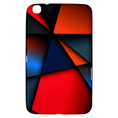 3d And Abstract Samsung Galaxy Tab 3 (8 ) T3100 Hardshell Case