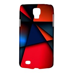 3d And Abstract Galaxy S4 Active