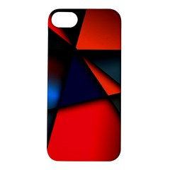 3d And Abstract Apple iPhone 5S/ SE Hardshell Case