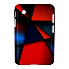 3d And Abstract Samsung Galaxy Tab 2 (7 ) P3100 Hardshell Case
