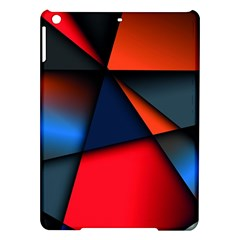 3d And Abstract iPad Air Hardshell Cases