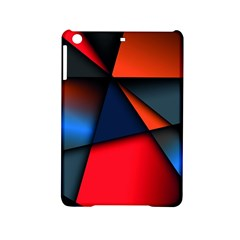 3d And Abstract iPad Mini 2 Hardshell Cases