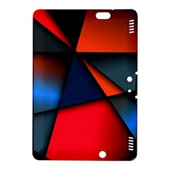 3d And Abstract Kindle Fire HDX 8.9  Hardshell Case