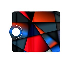 3d And Abstract Kindle Fire HDX 8.9  Flip 360 Case