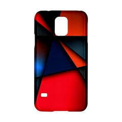 3d And Abstract Samsung Galaxy S5 Hardshell Case