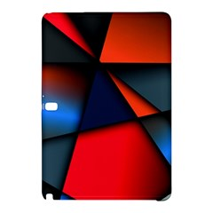 3d And Abstract Samsung Galaxy Tab Pro 10.1 Hardshell Case