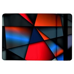 3d And Abstract iPad Air Flip