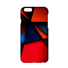 3d And Abstract Apple iPhone 6/6S Hardshell Case