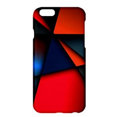 3d And Abstract Apple iPhone 6 Plus/6S Plus Hardshell Case