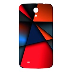 3d And Abstract Samsung Galaxy Mega I9200 Hardshell Back Case