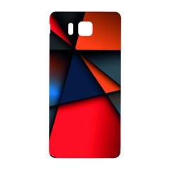 3d And Abstract Samsung Galaxy Alpha Hardshell Back Case