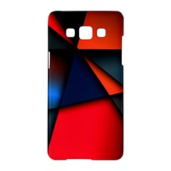 3d And Abstract Samsung Galaxy A5 Hardshell Case