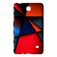 3d And Abstract Samsung Galaxy Tab 4 (7 ) Hardshell Case