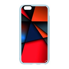 3d And Abstract Apple Seamless iPhone 6/6S Case (Color)
