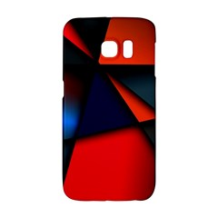 3d And Abstract Galaxy S6 Edge
