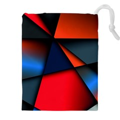 3d And Abstract Drawstring Pouches (XXL)