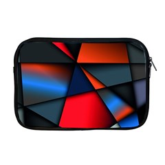 3d And Abstract Apple MacBook Pro 17  Zipper Case