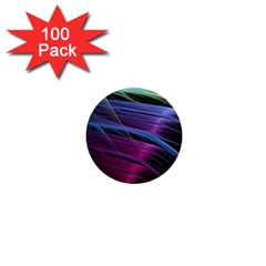 Abstract Satin 1  Mini Buttons (100 pack)