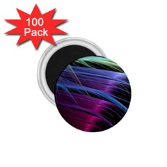 Abstract Satin 1.75  Magnets (100 pack)